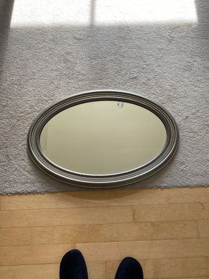 """Wall Mirror 30"""" x 20"""" for Sale in Fresno, CA"""