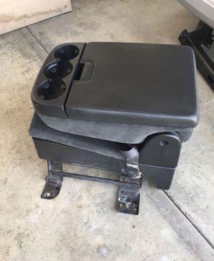 07-13 Silverado center jump seat console for Sale in Moreno Valley, CA