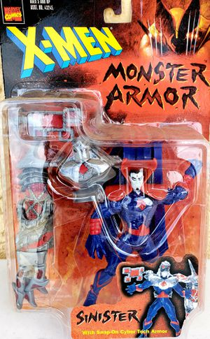 X-Men Monster Armor MR. SINISTER Action Figure for Sale in Hacienda Heights, CA