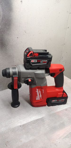 Milwaukee Fuel Rotary Hammer for Sale in Moreno Valley, CA