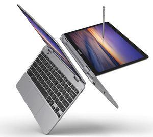 "Samsung Chromebook Plus V2 2-in-1 convertible - 12.2"" - Celeron 3965Y - 4 GB RAM - 64 GB eMMC for Sale in Irvine, CA"