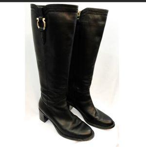 Salvatore Ferragamo boots 8 B for Sale in North Miami Beach, FL