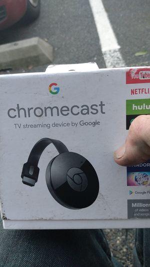 Chromecast for Sale in Kent, WA