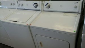 Washer and dryer Crosley by Whirlpool for Sale in Thornton, CO
