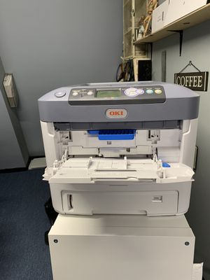 OKI c711 WT DIGITAL TRANSFER PRINTER for Sale in Willow Springs, IL