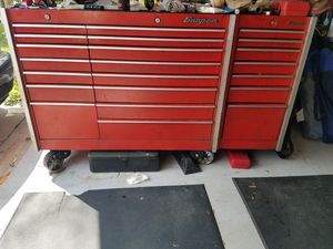 Snap On Tool box and tools for Sale in Tampa, FL