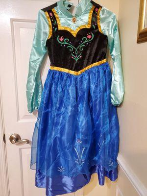 Anna Disney Frozen costume for Sale in Longwood, FL