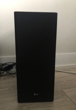 LG entertainment system set for Sale in Tamarac, FL