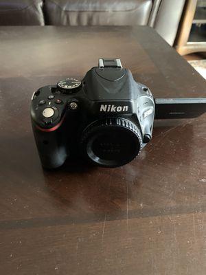 Nikon D5100 DSLR Camera (Body Only) for Sale in Franconia, VA