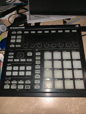 Maschine beat pad for Sale in Stockbridge, GA