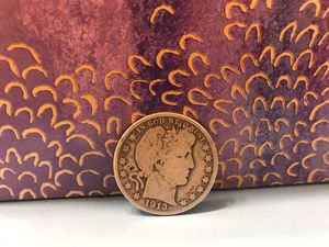 1913 Barber Half Dollar Coin for Sale in Santa Ana, CA