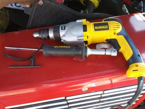 DeWalt electric hammer drill for Sale in Chesterfield, MO