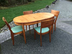 Mid Century Modern Heywood-Wakefield Dining Set for Sale in Puyallup, WA