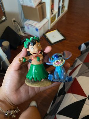 Lilo and stitch figures for Sale in Diamond Bar, CA