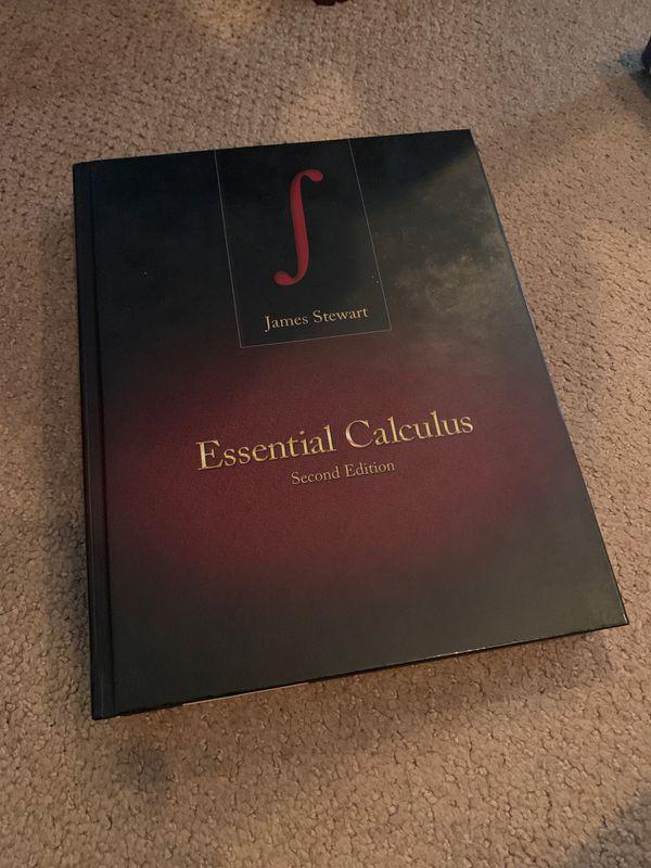 Essential Calculus Book