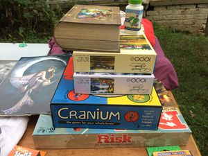 Games & Puzzles for Sale in Winston-Salem, NC