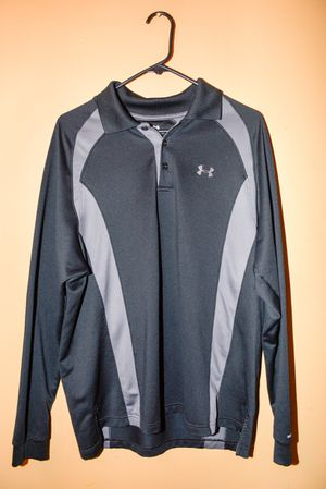 Mens Black Under Armour ColdGear Shirt (Large) for Sale in Fort Washington, MD