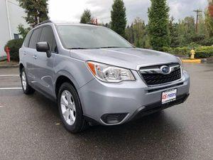2016 Subaru Forester for Sale in Woodinville, WA