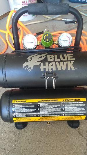 Blue Hawk air compressor for Sale in St. Louis, MO