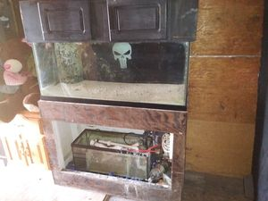 75 gallon salt water fish tank for Sale in Midvale, UT