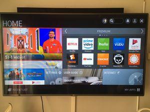 "55"" SMART LED LG TV LIKE NEW $350 OBO for Sale in Hialeah, FL"