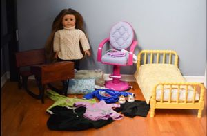 American girl doll lot for Sale in Lynnwood, WA