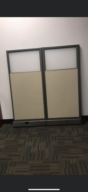 Cubicle divider. Good condition - FREE for Sale in Gladstone, OR
