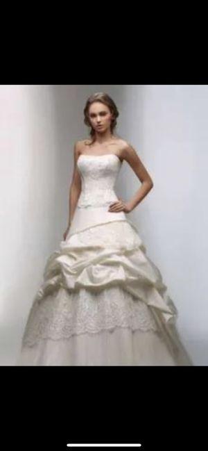 Wedding dress for Sale in Vernon Hills, IL