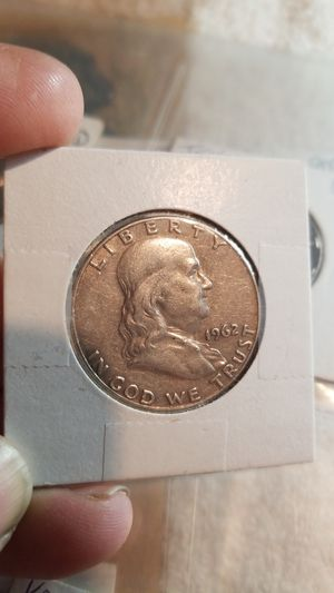 Circulated Ben Franklin half dollar for Sale in Las Vegas, NV