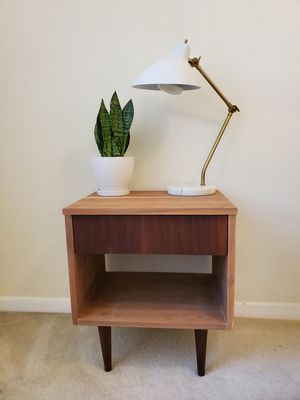 Arcadia Brass lamp with marble base for Sale in Arlington, VA