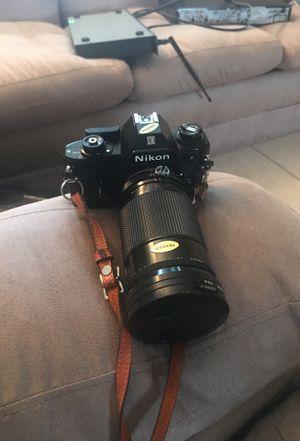 Nikon camera for Sale in Lakeland, FL