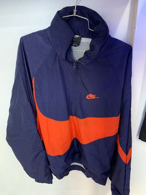Nike wind breaker size L for Sale in Denver, CO