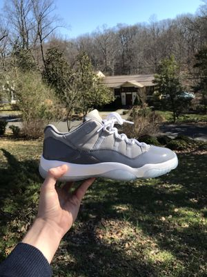 Jordan 11 Retro Cool Grey Low for Sale in Alexandria, VA