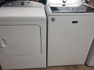 Maytag Washer and Kenmore Dryer for Sale in Austin, TX