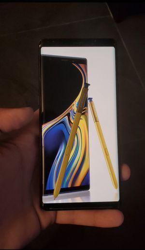 New Galaxy Note 9 128GB Samsung Unlocked Liberado DESBLOQUEADO T-Mobile Metro Att Cricket for Sale in Los Angeles, CA