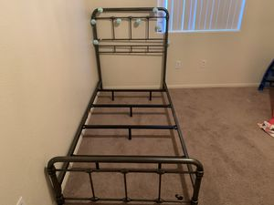 Twin bed frame for Sale in North Las Vegas, NV