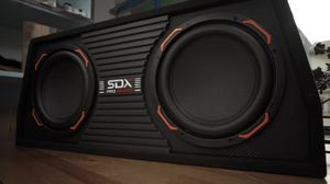 "SDX Audio Pro 10"""" Powered Bass Party Pack - 1000 Watt for Sale in Seattle, WA"