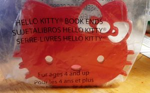Hello Kitty book ends for Sale in San Antonio, TX
