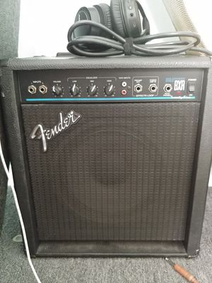 Fender bass guitar amp for Sale in Corning, NY