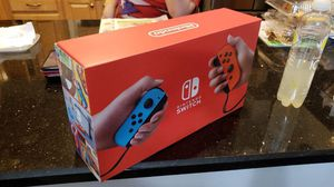 Nintendo switch console for Sale in Englewood, NJ