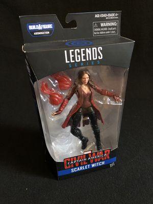 Marvel legends Scarlet Witch Abomination NO BAF for Sale in Alhambra, CA