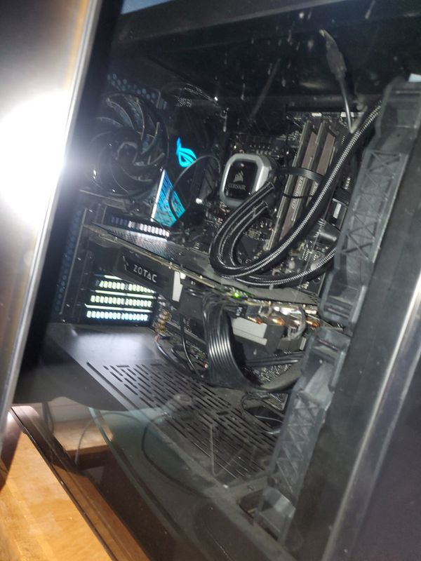 Full GAMING Pc