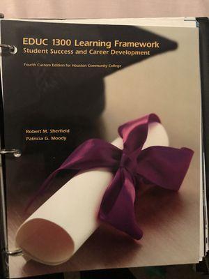Learning framework for Sale in Houston, TX