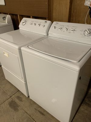WASHER AND DRYER SET for Sale in Charlotte, NC