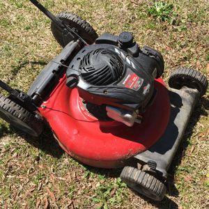 "Yard Machine by MTD Lawn Mower with 21"" Cutting Width, 550 EX, 140 cc Briggs and Stratton Engine for Sale in Suffolk, VA"