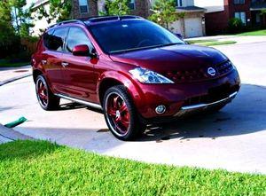 Asking$80O Nissan Murano SE O3 for Sale in Atlanta, GA