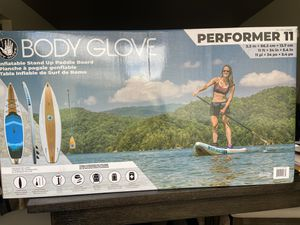 Body Glove Inflatable Paddle Board 11' - Brand New - 2020 Model for Sale in Dearborn Heights, MI