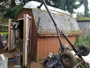 Shed for Sale in Seattle, WA