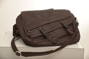 Leather backpack and messenger bag 2 in1 for Sale in Gilbert, AZ