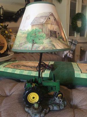 John Deere tractor lamp for Sale in Surprise, AZ
